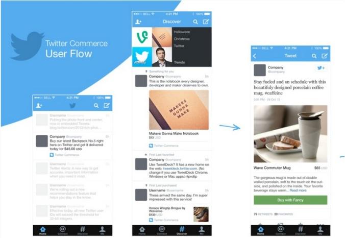 Twitter Commerce